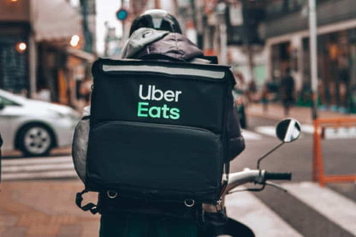 Pago Uber Eats