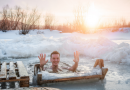 Baño de hielo