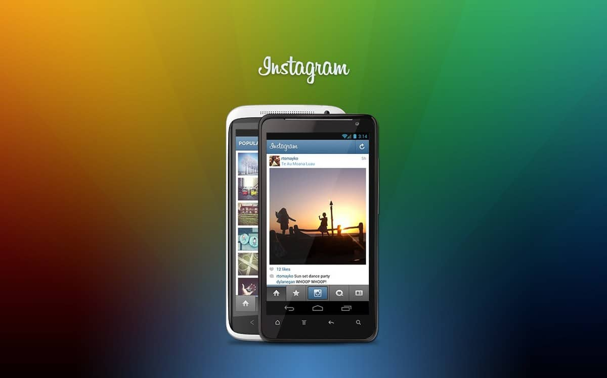 Instagram Android